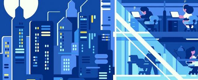 سیستم مدیریت هوشمند ساختمان
